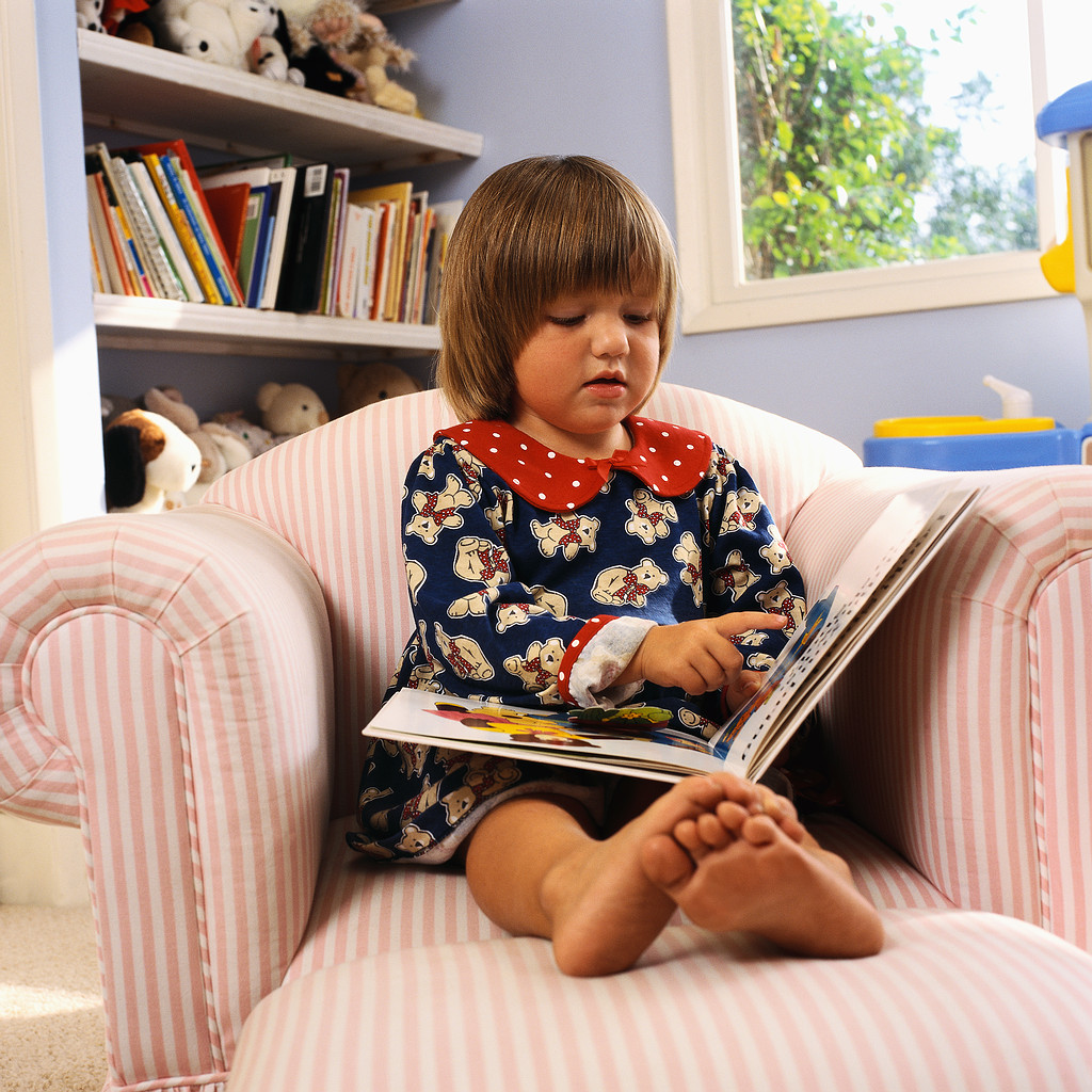 Image result for children with book